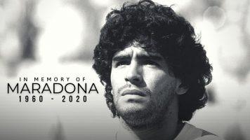ТОП ретро – Диего Марадона, фудбалскиот бог кој не напушти во 2020