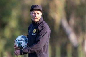Терзиќ вети напаѓачки фудбал со Дортмунд