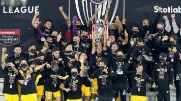 Тигрес се шампиони во КОНКАКАФ зоната