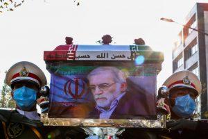 Уапсени лица вмешани во атентатот на иранскиот нуклеарен научник МохсенФахризад