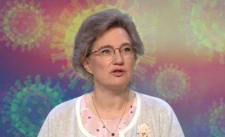Украинска докторка предупредува: Не намалувајте ја температурата во првите денови од инфекцијата на коронавирус