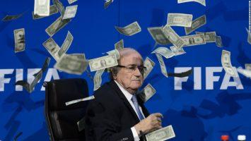 ФИФА поднесе кривична пријава против поранешниот претседател Блатер