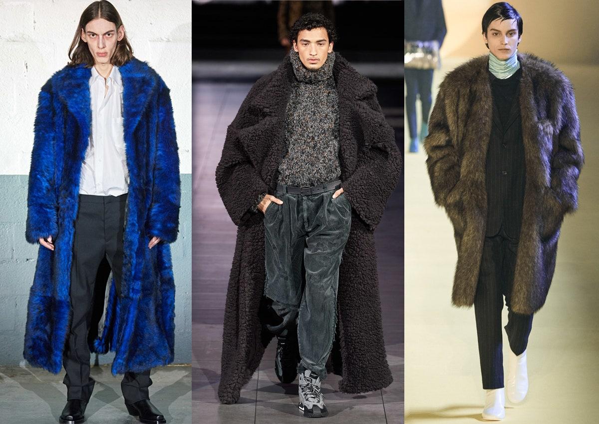 (ФОТО) Модни трендови за мажи за оваа зима