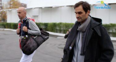 Федерер пристигна во Дубаи, Љубичиќ вели почнува вистинското
