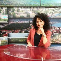 (Фото) Ирена Спировска среќна во љубовта со Душан
