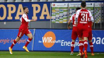 Фрајбург ја згази Херта, Волфсбург со еден гол се искачи на 4. позиција