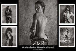 """Чешката биатлонска кралица Кукалова во жешка сесија за """"Плејбој"""""""
