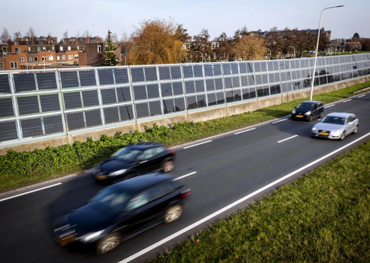 Штеди гориво, произведува струја… Ова е најодржливиот пат во Холандија!
