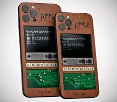 """""""Франкенштајн"""" каков што не сте виделе: Ова е iPhone 12 Apple 1"""