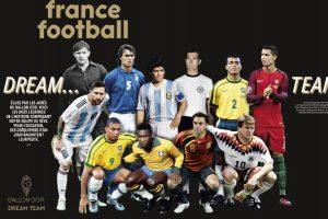 """""""Франс фудбал"""" ги објави најдобрите 11 на сите времиња"""