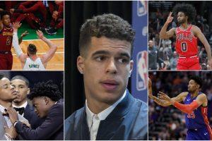 5 млади кошаркари од кои се очекува блесок во новата НБА сезона