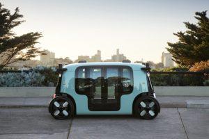 Amazon го претстави своето прво роботско такси (ВИДЕО)