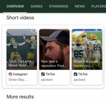 """Google Search тестира нови """"Short video"""" резултати од Instagram и TikTok"""