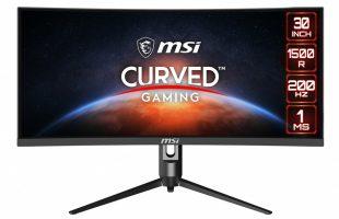 MSI го претстави Optix MAG301 CR2 со ултраширок закривен екран