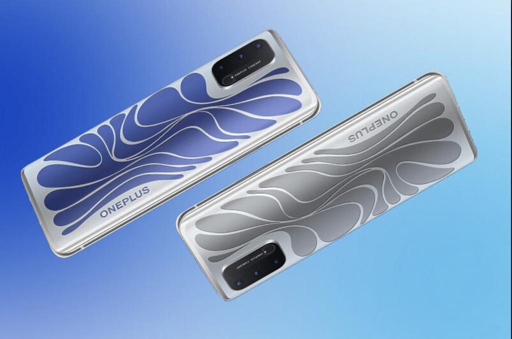 OnePlus има концепт смартфон што ја менува бојата (ВИДЕО)