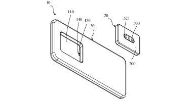Oppo ја истражува идејата за телефони со заменливи камера модули