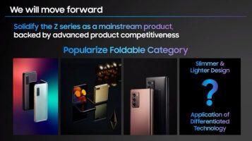 Samsung: Идните флексибилни телефони ќе бидат потенки и полесни