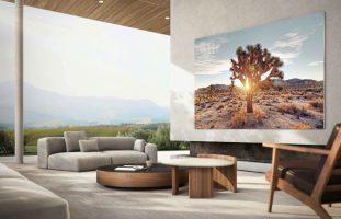 """Samsung претстави верзија на својот MicroLED """"Wall TV"""" од 110 инчи"""