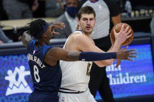 Јокиќ со брилијантна партија влезе во историјата на НБА лигата