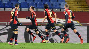 Џенова победи и барем накратко избега од зоната за испаѓање во Серија А