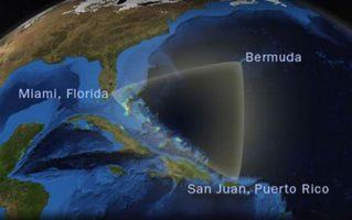 Бермудскиот Триаголник се поместува (ВИДЕО)