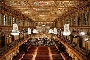 (Видео) Виенскиот новогодишен концерт првпат се одржа без публика по 82 години