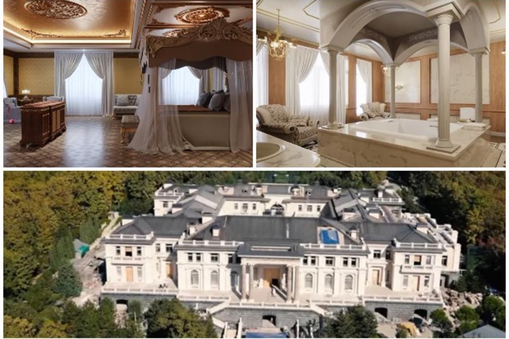(Видео) Навални го обвини Путин дека има дворец на Црното море од милијарда евра
