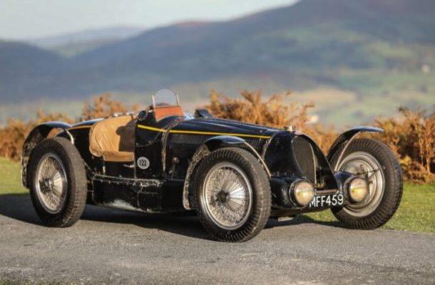 (Видео) Најскапата кола продадена лани е стара 86 години