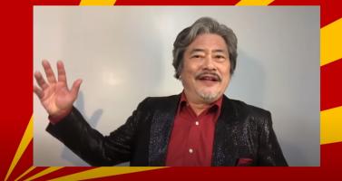 """(Видео) Познатиот јапонски оперски пејач ја испеа """"Ако умрам ил загинам"""""""