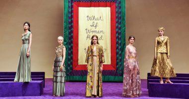 """(Галерија) """"Диор"""" модната недела во Париз ја замени со дигитална модна ревија"""