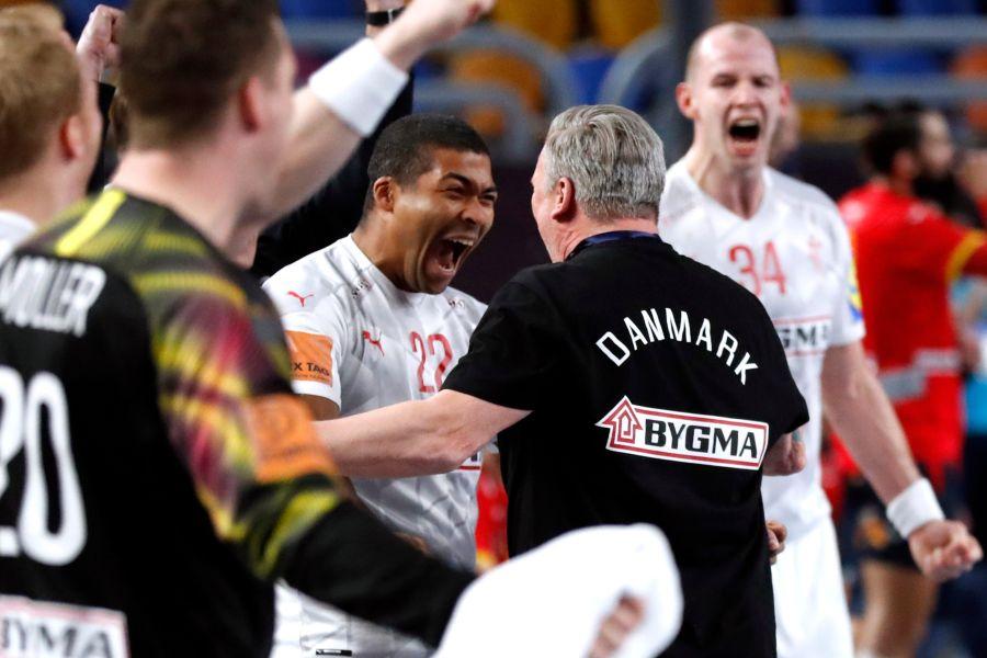 Данска е светски шампион во ракомет
