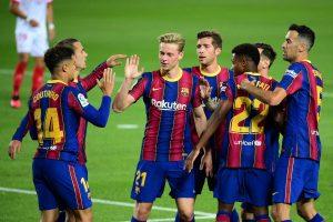 Двајца заразени во Барселона – Под знак прашалник натпреварот со Атлетик Билбао