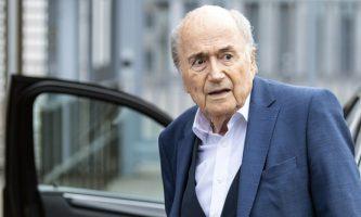 Експретседателот на ФИФА, Сеп Блатер заврши во болница!