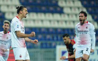 Златан-шоу на Сардинија – два гола, неверојатна атракција и Милан на +3