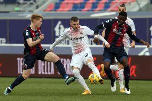 Ибра повторно промаши пенал, Милан победија во Болоња