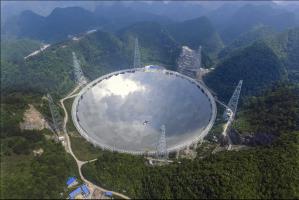 Кинескиот телескоп Sky Eye од април ќе им стане достапен на научниците