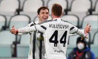 Кулушевски за рутинска победа на Јуве над СПАЛ и дуел во полуфиналето со Интер