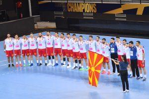 Македонија го победи Чиле во првиот контролен натпревар