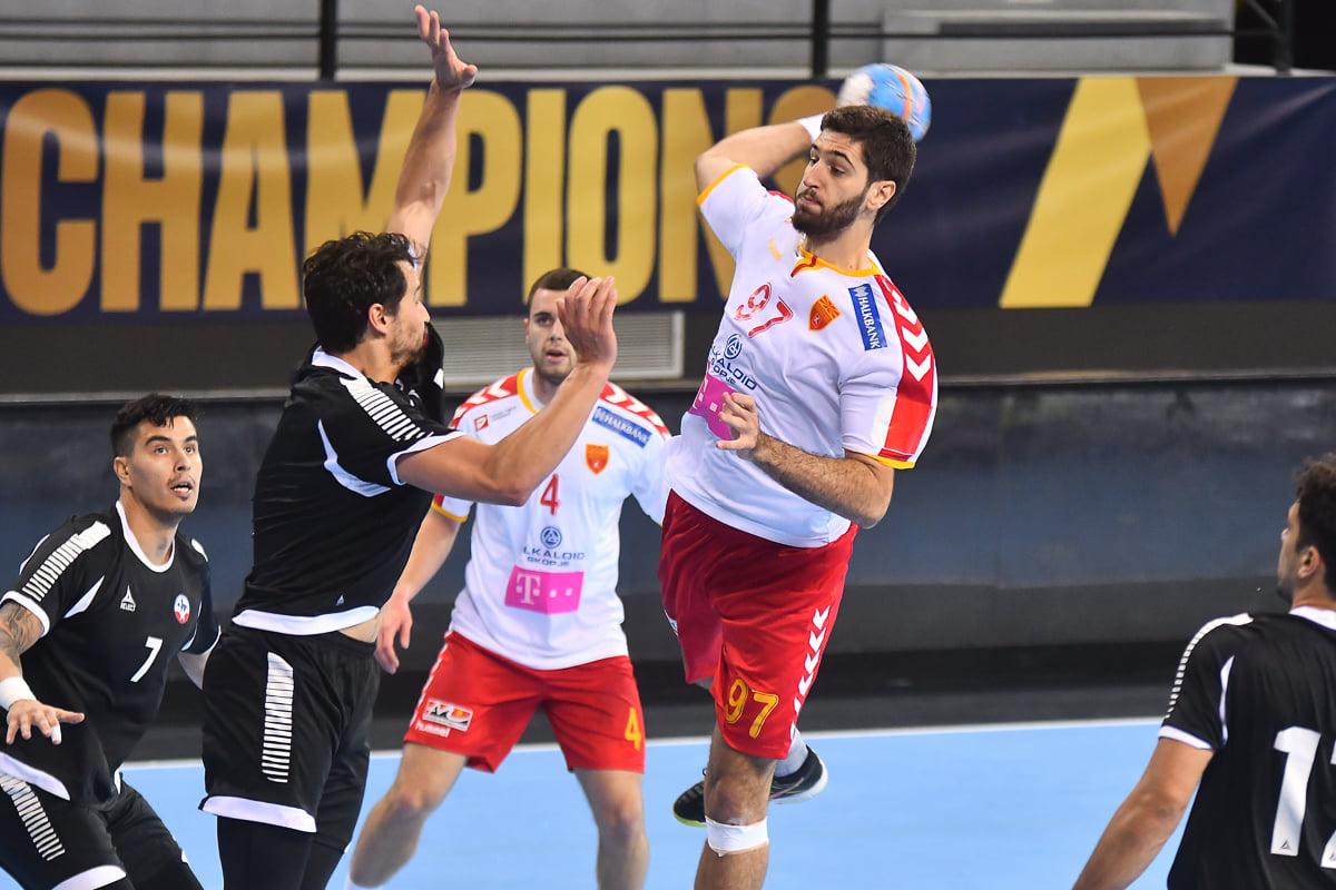 Македонија го победи Чиле и во вториот контролен натпревар