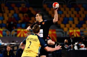 Македонија загуби од Шведска во првиот натпревар на Светското првенство
