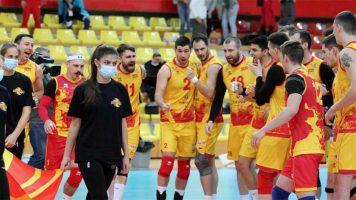 Македонските одбојкари се пласираа на Европско