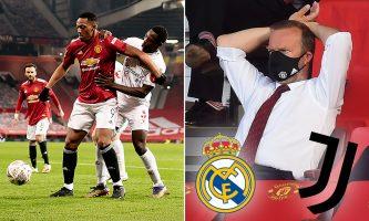 Манчестер јунајтед се повлекуваат од Супер лигата, Реал и Јуве остануваат лидери
