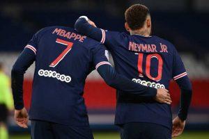 """Мбапе, Нејмар и Икарди дадоа три гола за три минути, ПСЖ го """"здроби"""" Монпелје"""