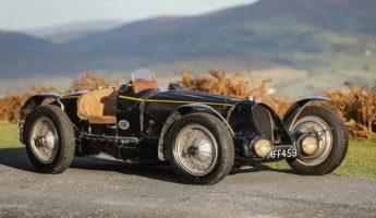 Најскапиот автомобил продаден во 2020. година е стар 86 години (ВИДЕО)