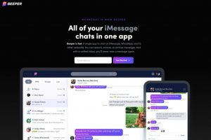 Новата Beeper апликација го овозможува iMessage на Android и Windows