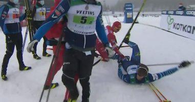 Нордиско скијање или ММА?