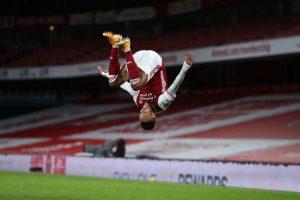 """Обамејанг се """"поправи"""", Арсенал лесно со Њукасл!"""
