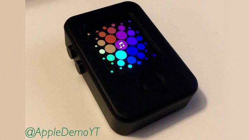 Откриен Apple Watch прототип наменет за програмерите (ВИДЕО)