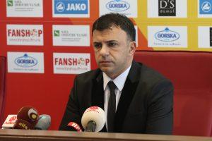 Официјализирање – Игор Ангеловски ќе ја води Македонија на ЕУРО 2021