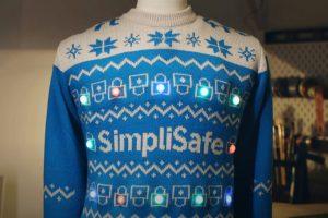 Паметен џемпер што ќе ве предупреди ако некој ви се приближи на помалку од два метра